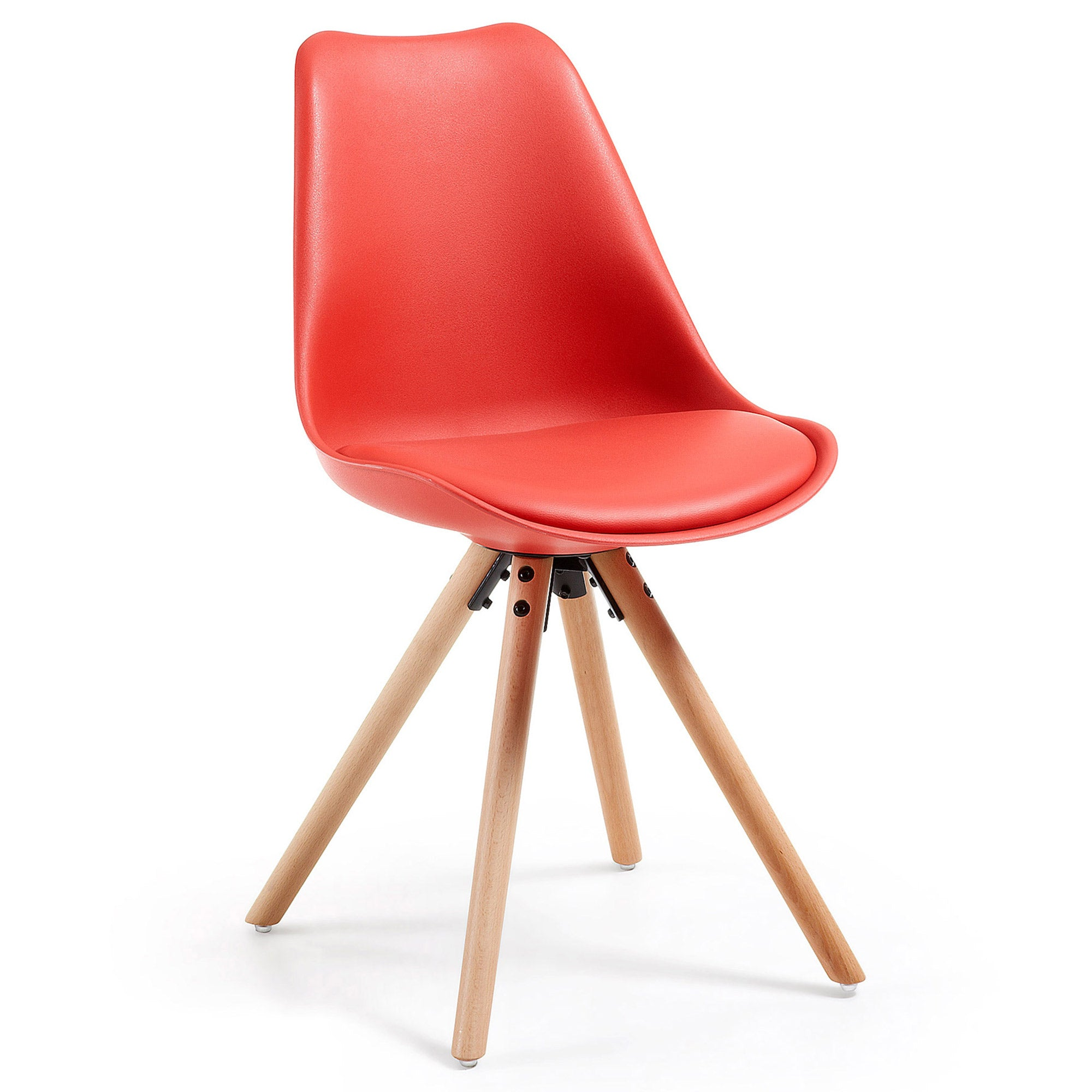 Buteron Chair Red, Chair - Home-Buy Interiors