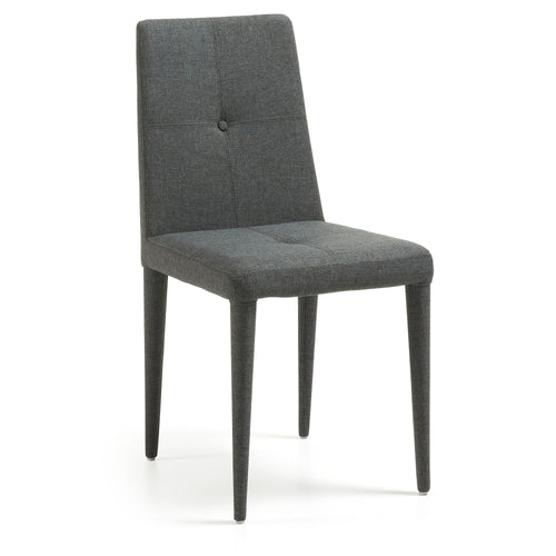 Marki Chair Fabric Dark Grey, Chair - Home-Buy Interiors