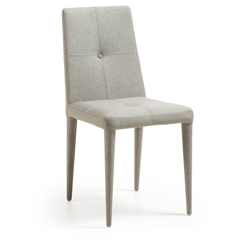 Marki Chair Fabric Light Grey - Home-Buy Interiors