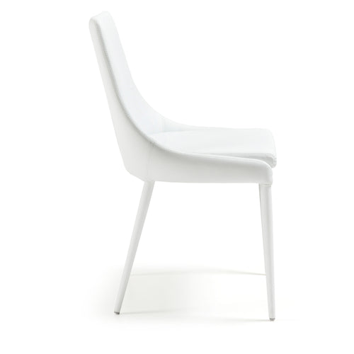 Dant chair - white, Chair - Home-Buy Interiors
