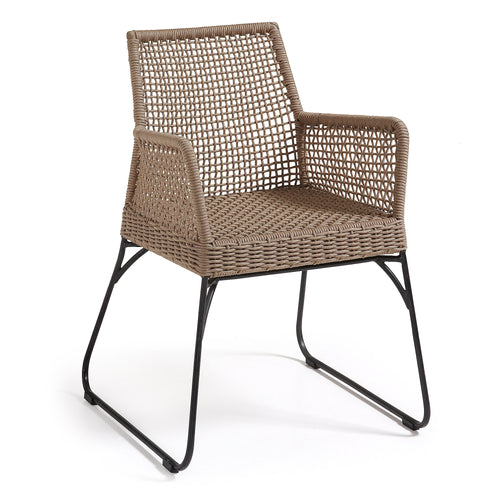 Novak Armchair - Beige - Home-Buy Interiors