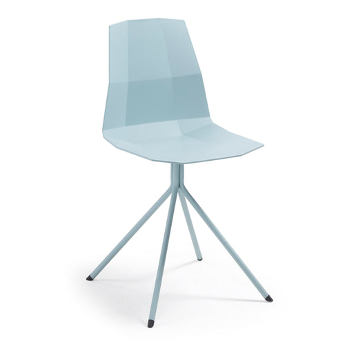 Pute Chair -Light Blue, Chair - Home-Buy Interiors