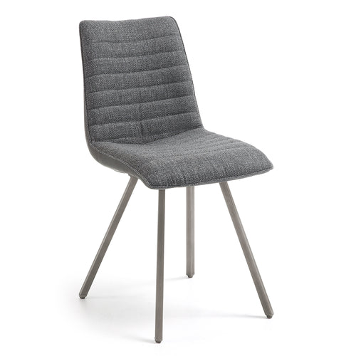 Trass Chair - Dark Grey - Home-Buy Interiors