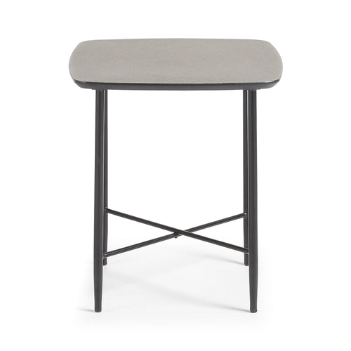 Tyan Side table in Brown