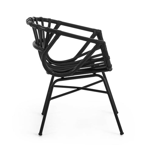 CONSTANT Armchair - black, Dining Chair - Home-Buy Interiors
