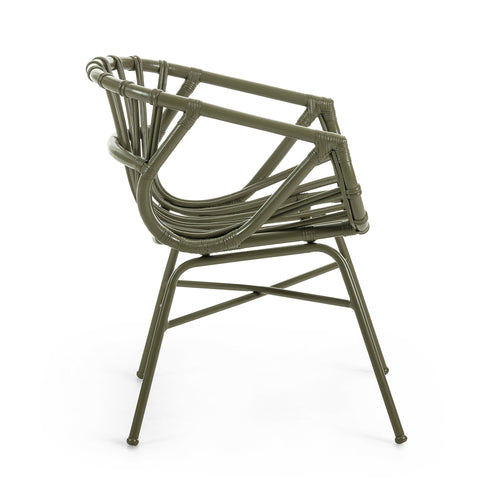 CONSTANT Armchair - green - Home-Buy Interiors