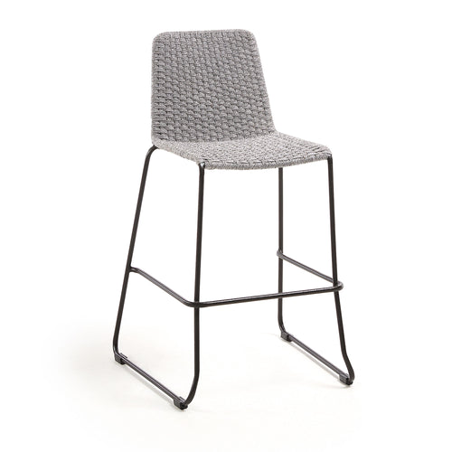 MEGGIE Barstool- light grey - Home-Buy Interiors