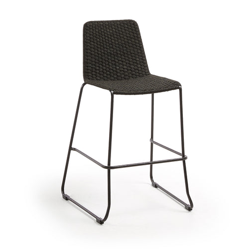 MEGGIE Barstool - dark grey - Home-Buy Interiors
