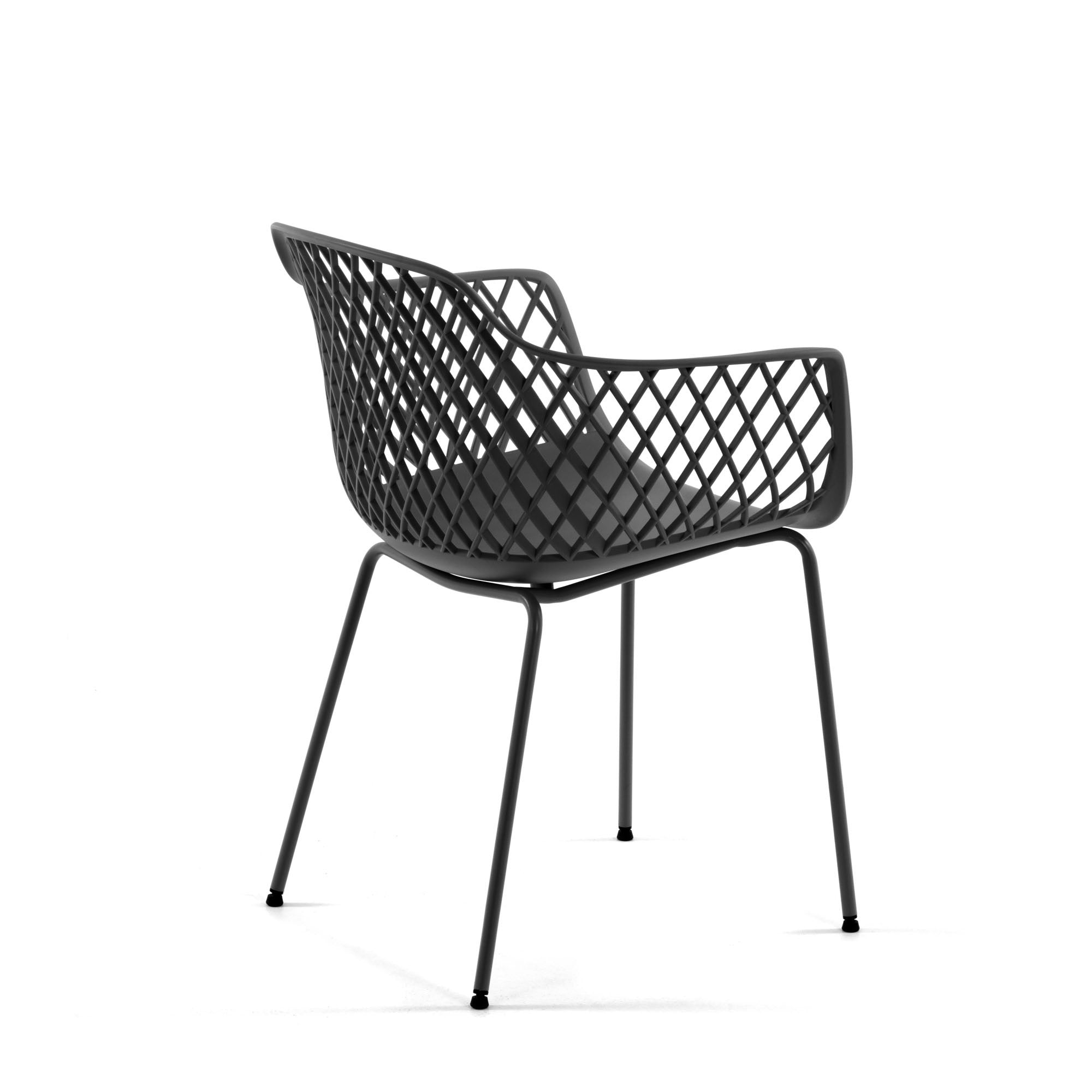 Timoi Grey Chair, Chair - Home-Buy Interiors