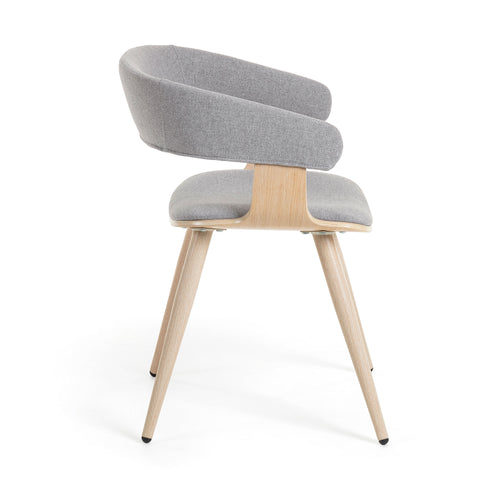 Henry P. Chair in Grey