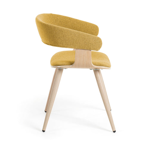 Henry P. Chair in Mustard