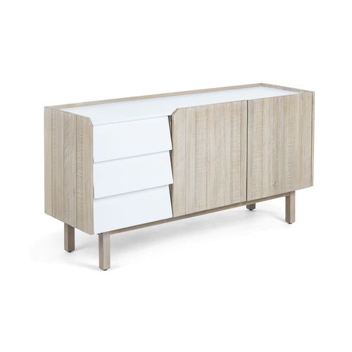 Champ Sideboard - Matt White, TV Unit - Home-Buy Interiors