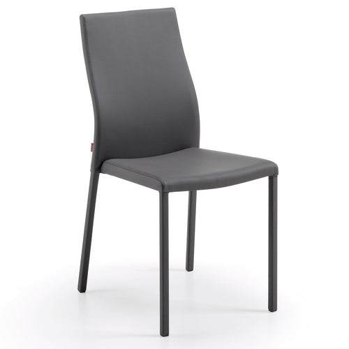 Fina Chair - Grey, Dining Chair - Home-Buy Interiors