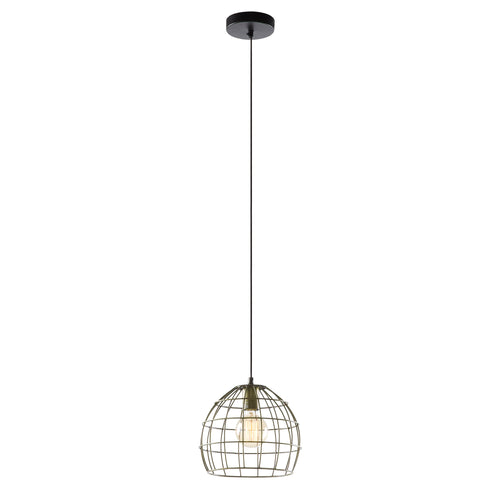 Franco Pendant Lamp metal Brass, Lighting - Home-Buy Interiors
