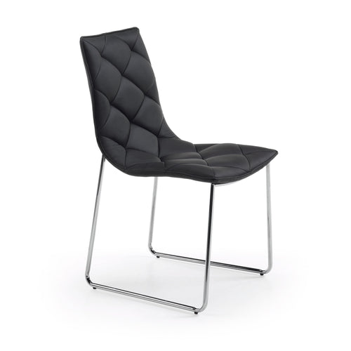 Budgie Chair -Black, Chair - Home-Buy Interiors