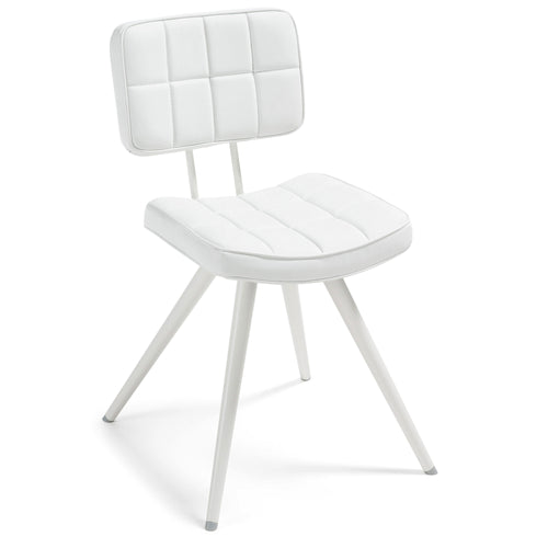 Ebbe Chair - White, Chair - Home-Buy Interiors
