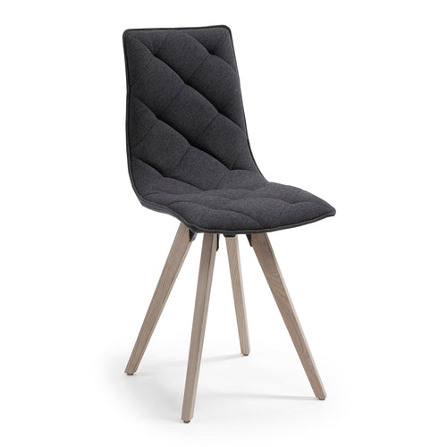 Gena Chair - Dark Grey, Chair - Home-Buy Interiors