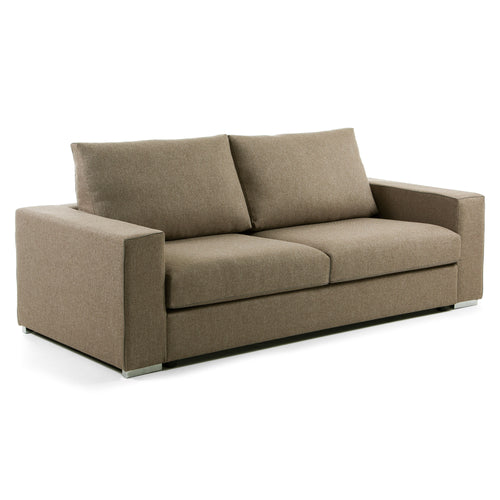 Meera 3 Sofa -Brown, Sofa - Home-Buy Interiors