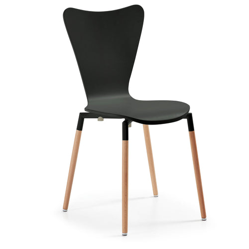 Vita Chair -Black, Chair - Home-Buy Interiors