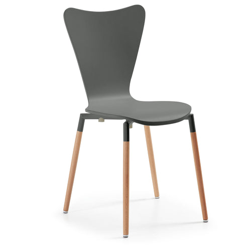 Vita Chair - Grey, Chair - Home-Buy Interiors