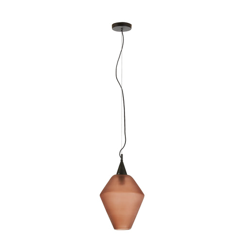 Nelson Pendant Lamp glass brown, Lighting - Home-Buy Interiors
