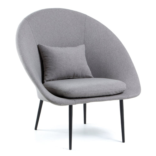 Hadi Armchair - Taupe, Chair - Home-Buy Interiors