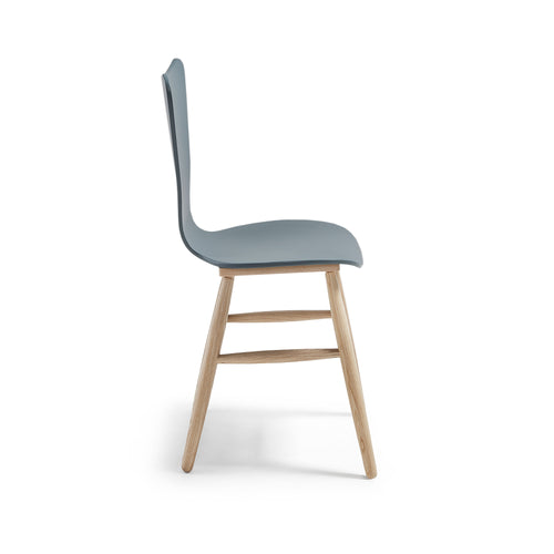 Kolby Chair - Matt Grey - Home-Buy Interiors