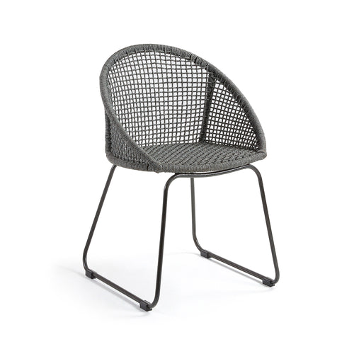 Maca Armchair - Light Grey - Home-Buy Interiors