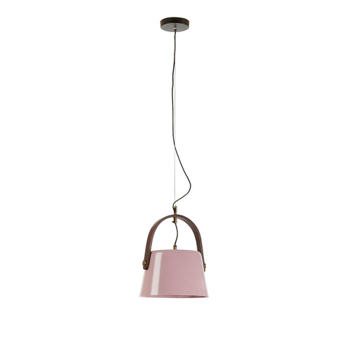Marcos Pendant lamp metal light pink, Lighting - Home-Buy Interiors