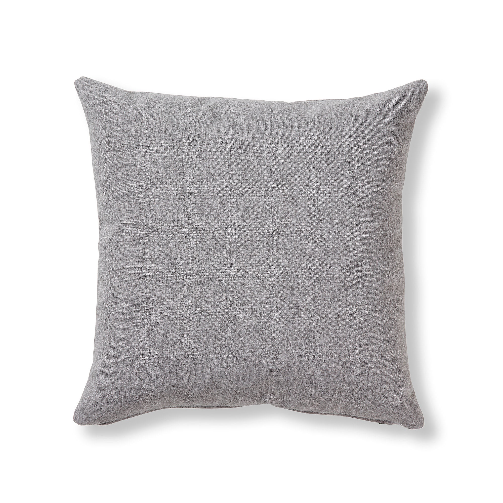 Minda Cushion 45x45 fabric grey,, Decor - Home-Buy Interiors