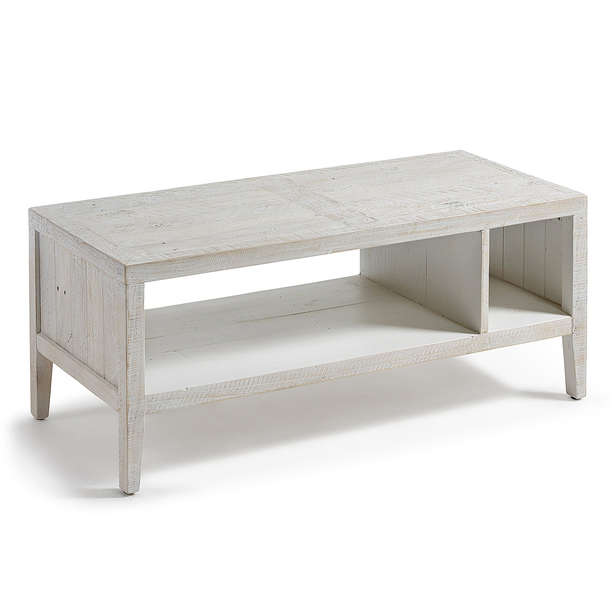 Xeromy Coffee Table -White, Table - Home-Buy Interiors