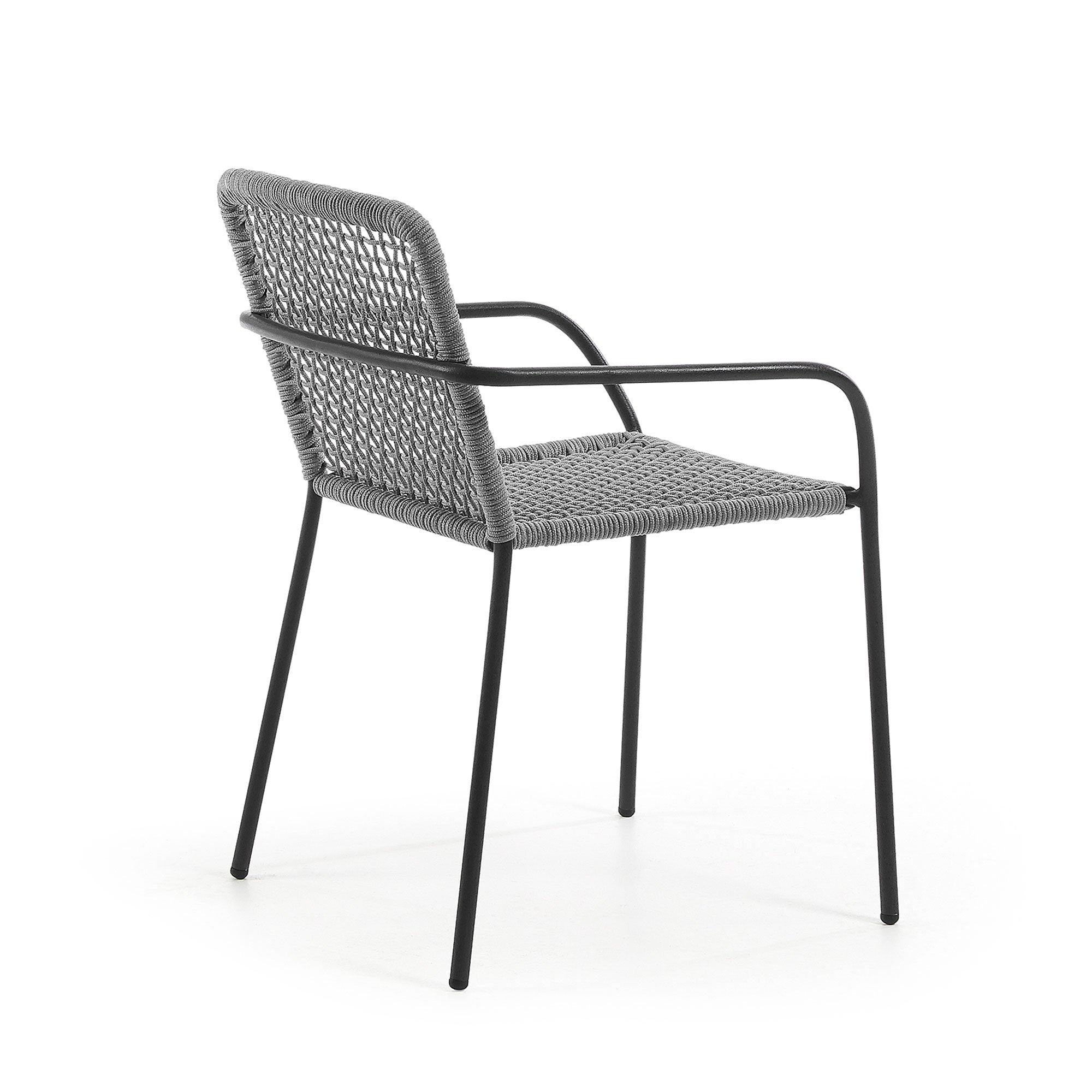 Bonce Armchair - Grey, Chair - Home-Buy Interiors