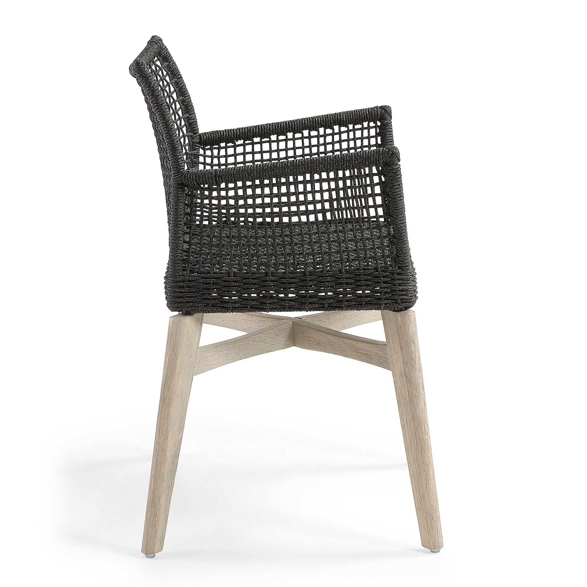 Isle Armchair - Dark Grey, Chair - Home-Buy Interiors