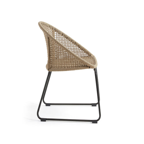 Maca Armchair - Beige, Chair - Home-Buy Interiors