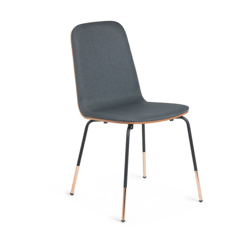 Chrystelle Dining Chair in Graphite