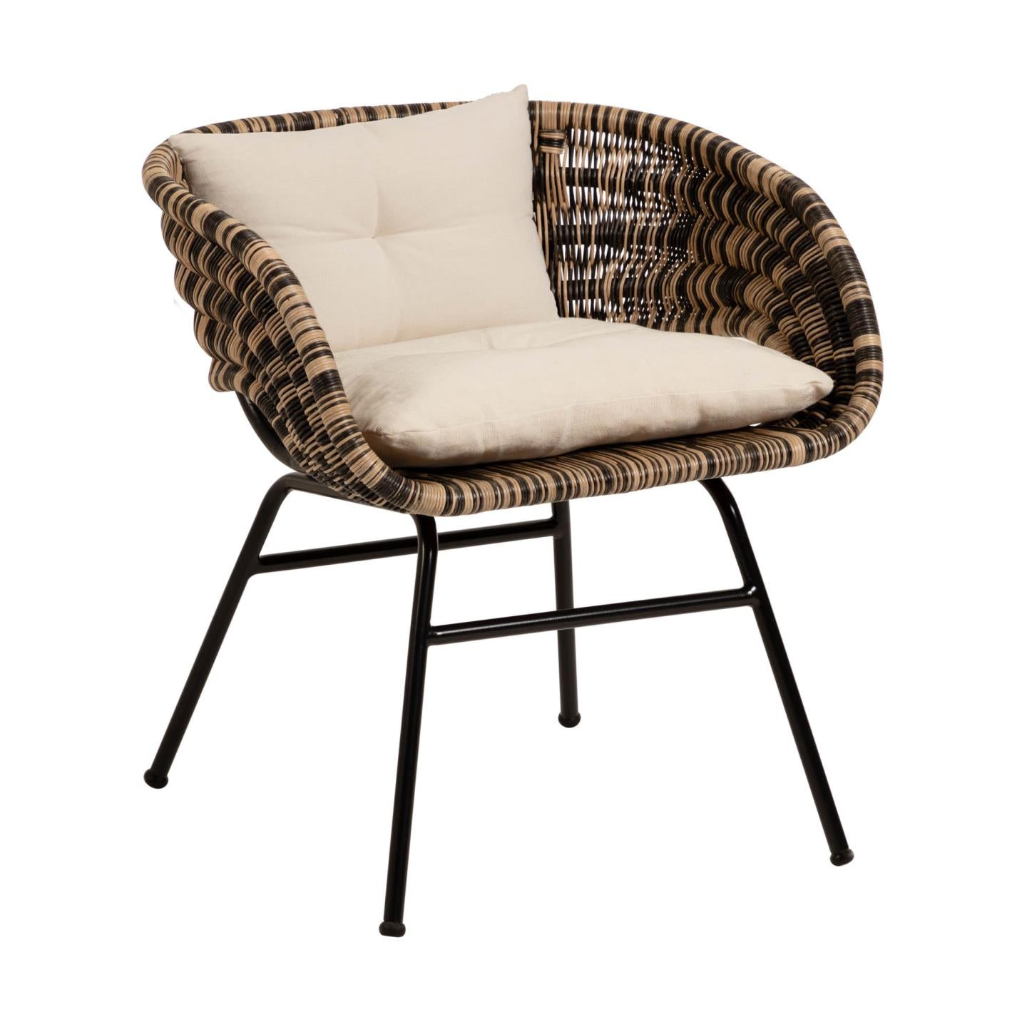 Lissa Rattan Dining Chair