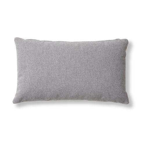 Minda Cushion 30x50 fabric grey, Decor - Home-Buy Interiors