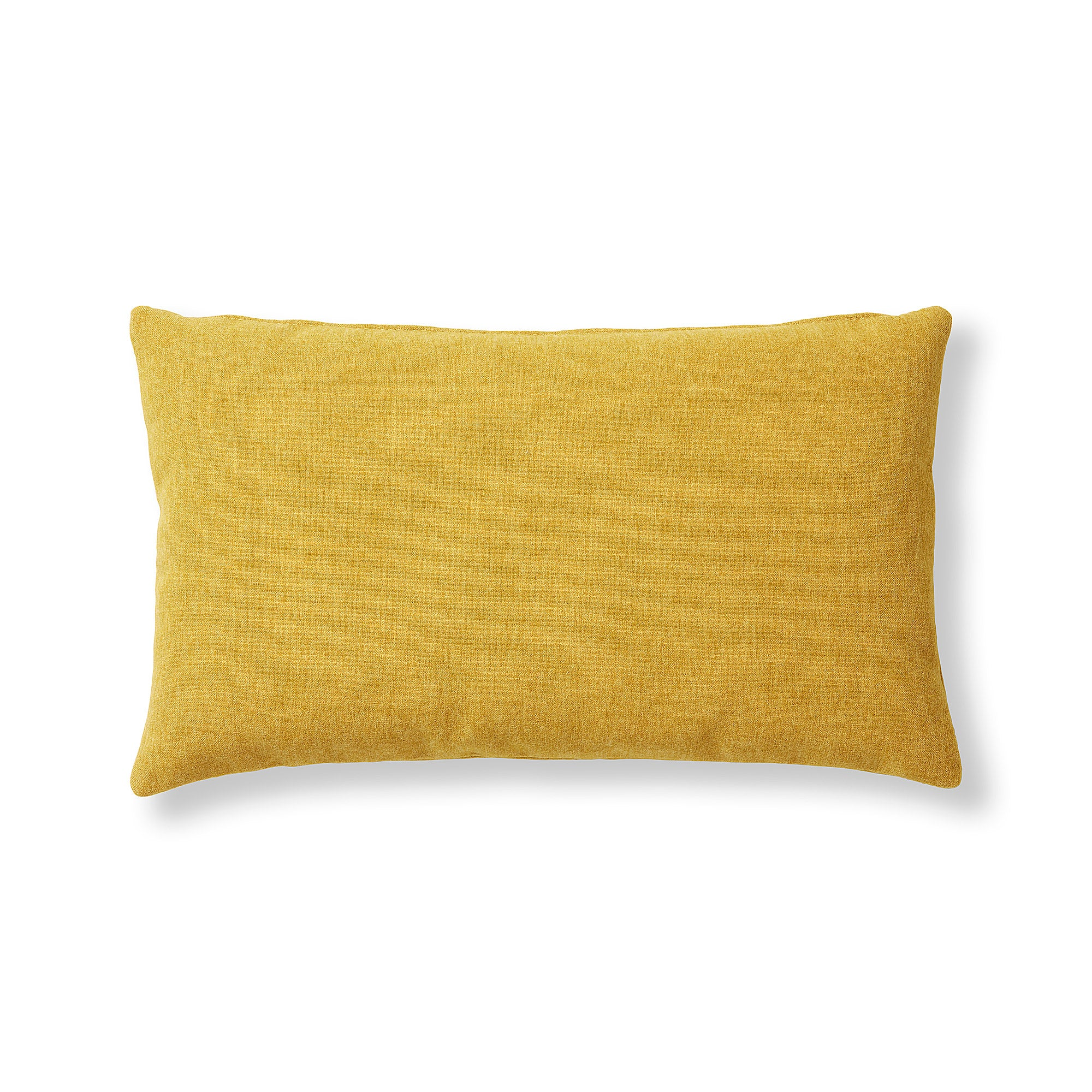 Minda Cushion 30x50 fabric mustard, Decor - Home-Buy Interiors