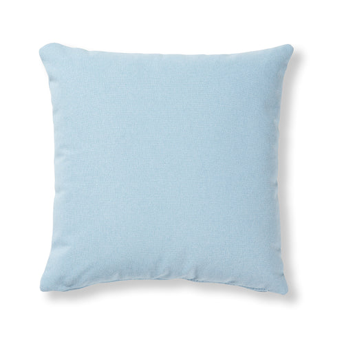 Minda Cushion 45x45 fabric light blue, Decor - Home-Buy Interiors