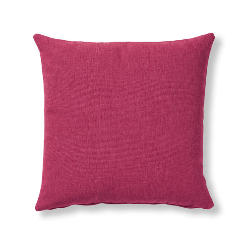 Minda Cushion 45x45 fabric maroon, Decor - Home-Buy Interiors