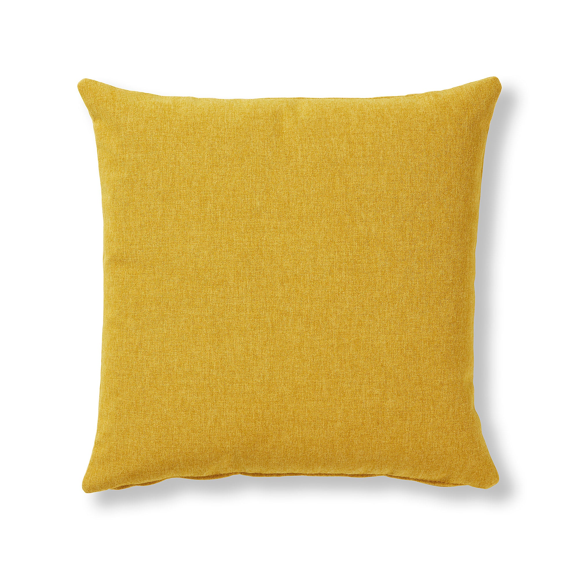Minda Cushion 45x45 fabric mustard, Decor - Home-Buy Interiors