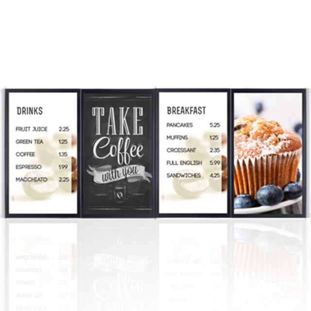 4x1 QSR / Menu Boards Solution (AOPEN DE6140)