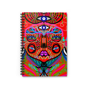 Portales Spiral Notebook - Ruled Line