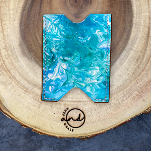 Greenland Marbled Card Sleeve
