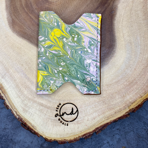 Nigeria Marbled Card Sleeves