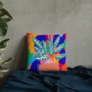 Calido Tropical Basic Pillow