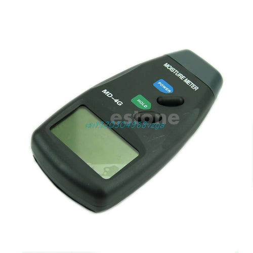 Digital Moisture Humidity Meter Detector - with 4 Pins and LCD Display