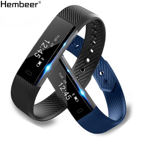 Smart Bracelet Fitness Tracker with Step Counter for iPhone Android