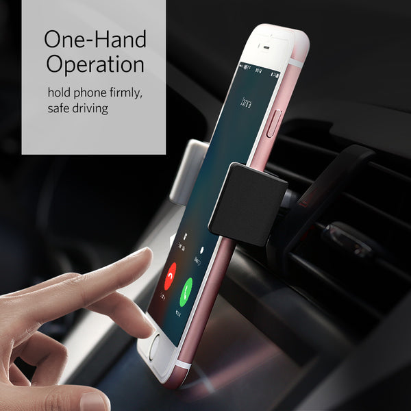 Car Air Vent Phone Holder for iPhone 8 X 7 360 Rotation for Samsung Xiaomi iPhone