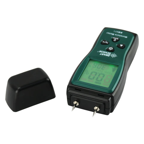 Wood Moisture Meter , Humidity Tester -  Digital Moisture Meter Test with Display